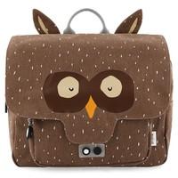 Trixie Rugzak Satchel - Mr. Owl