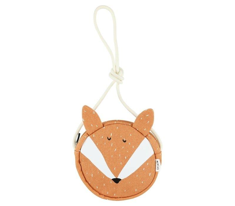 Trixie Round purse - Mr. Fox