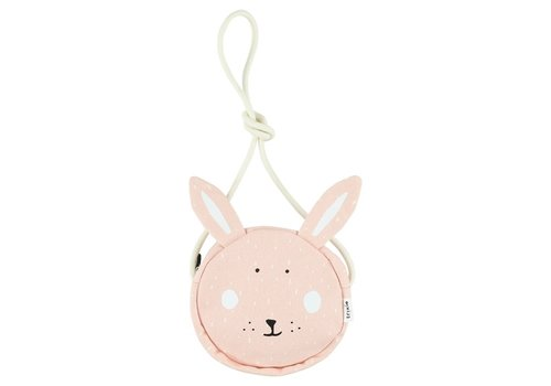 Trixie Trixie Round purse - Mrs. Rabbit