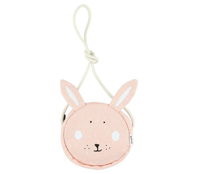 Trixie Round purse - Mrs. Rabbit