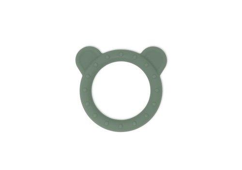 Mushie Mushie Siliconen Bijtring Bear Dried Thyme