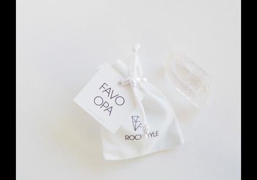 Rockstyle Rockstyle FAVO OPA - Bergkristal