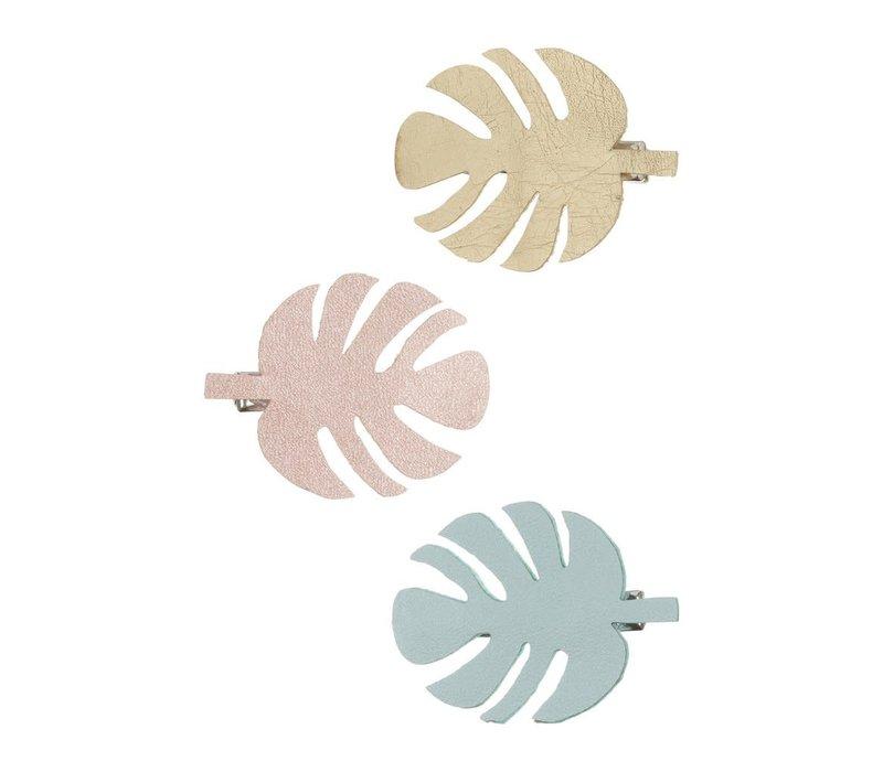 Mimi & Lula Palm leaf clips