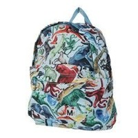 Molo Backpack Colourful Animals