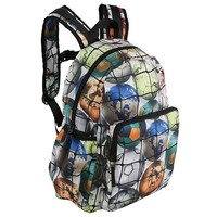 Molo Big Backpack Footballs
