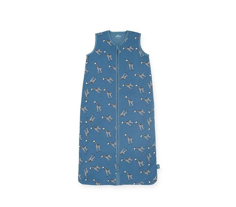 Jollein Slaapzak zomer Giraffe jeans blue