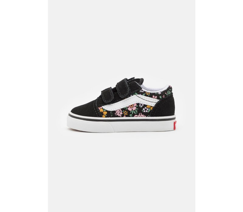 Vans TD Old Skool V (Fun Floral) Black/Tr Why