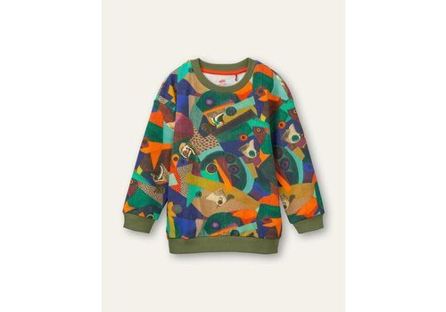 Oilily Oilily Heritage sweater