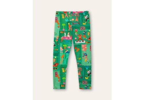 Oilily Oilily Peppy leggings like home