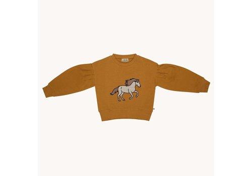 CarlijnQ CarlijnQ Wild Horse - girls sweater