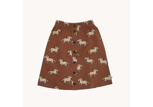 CarlijnQ CarlijnQ Wild Horse - skirt wt buttons