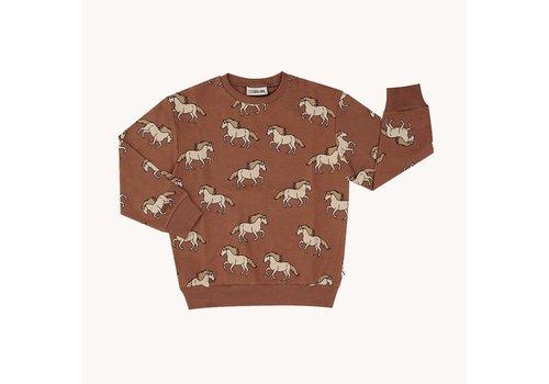 CarlijnQ CarlijnQ Wild Horse - sweater