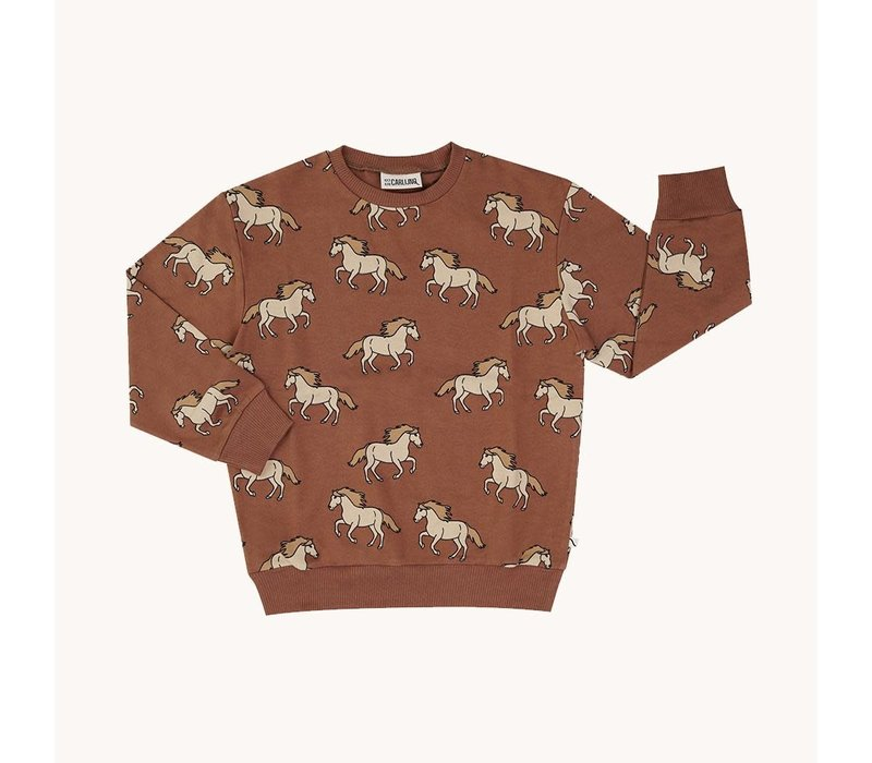 CarlijnQ Wild Horse - sweater