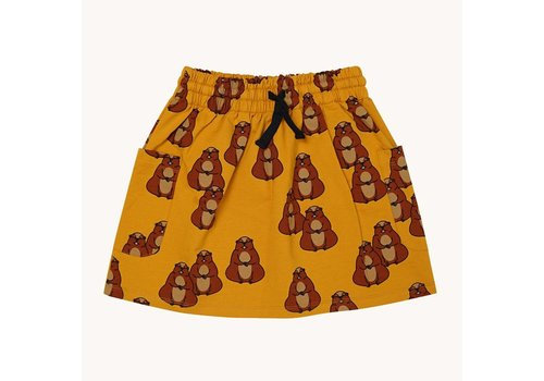 CarlijnQ CarlijnQ Alpine Marmot - skirt wt pockets