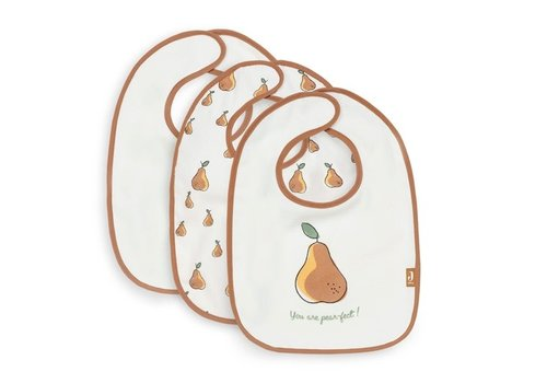 Jollein Jollein Slab Pear (3pack)