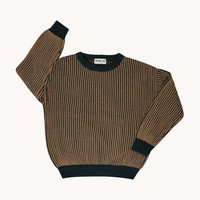 CarlijnQ Backpack - knitted sweater