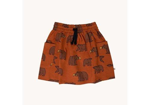 CarlijnQ CarlijnQ Grizzly - skirt wt pockets