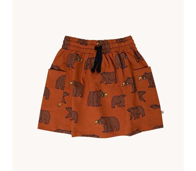 CarlijnQ Grizzly - skirt wt pockets