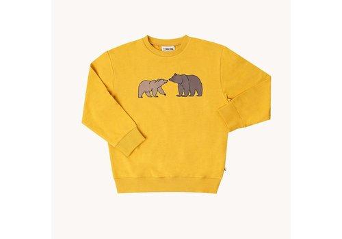 CarlijnQ CarlijnQ Grizzly - sweater wt print