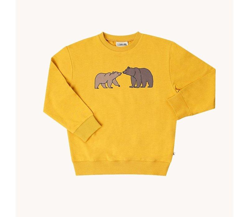CarlijnQ Grizzly - sweater wt print