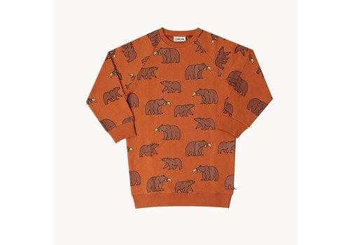 CarlijnQ CarlijnQ Grizzly - sweater dress