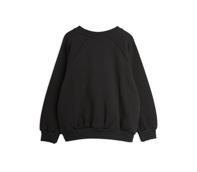 Mini Rodini Blackbird sweatshirt Black