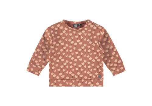 Babyface Babyface girls sweatshirt terra pink