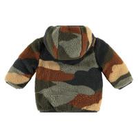 Babyface boys reversible jacket dark grey