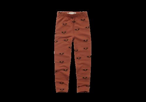 Sproet & Sprout Sproet & Sprout Legging Badger Print Auburn