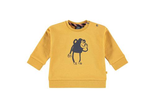 Babyface Babyface baby boys sweatshirt MUSTARD