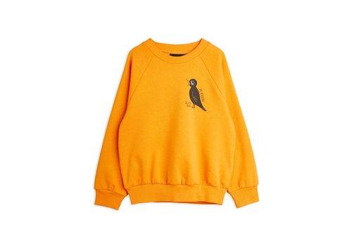 Mini Rodini Mini Rodini Blackbird sp sweatshirt Orange