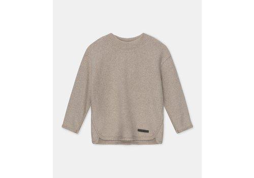 My Little Cozmo My Little Cozmo kids sweater recycled Beige
