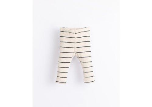 PlayUp PlayUp Striped Jersey Leggings HOME