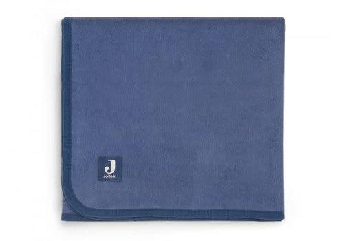 Jollein Jollein Deken 75x100cm Jeans blue