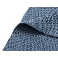 Jollein Deken 75x100cm Basic knit jeans blue