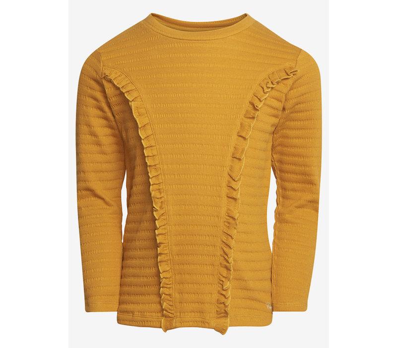 Enfant Inca Gold T-shirt LS Smock