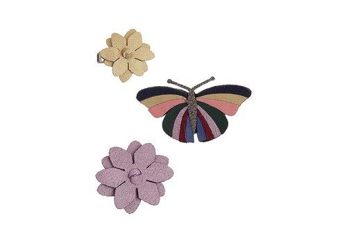 Mimi & Lula MIMI&LULA Butterfly clip pack AUTUMN GARDEN