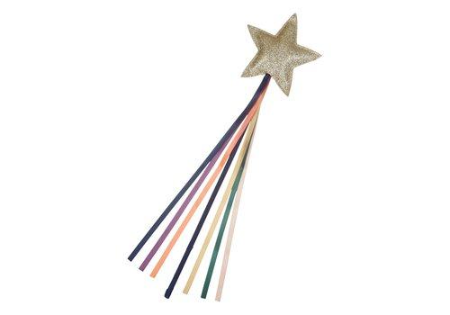 Mimi & Lula MIMI&LULU Rainbow ribbon wand MULTI