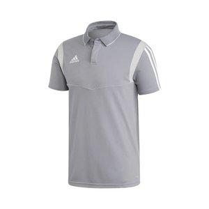 Adidas Tiro19 Coton Polo Grey