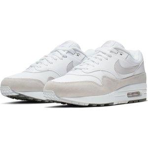 Nike Air Max One Blanc-gris