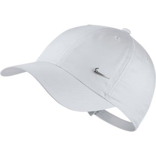 Nike Nk H86 Cap Metal Blanc-argent