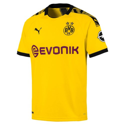 Puma BVB Home Shirt Replica Jaune