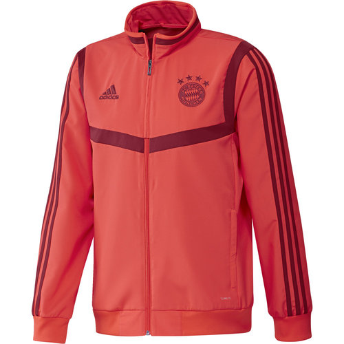 Adidas FCB Pre Jkt Rouvif/Borac