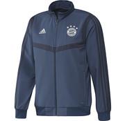Adidas FCB Pre Jkt Blmanu/Bletr