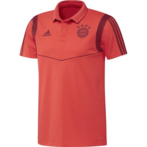 Adidas FCB Co Polo Rouvif/Borac