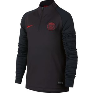 Nike PSG Drill Top Strike JR Oil grey-red