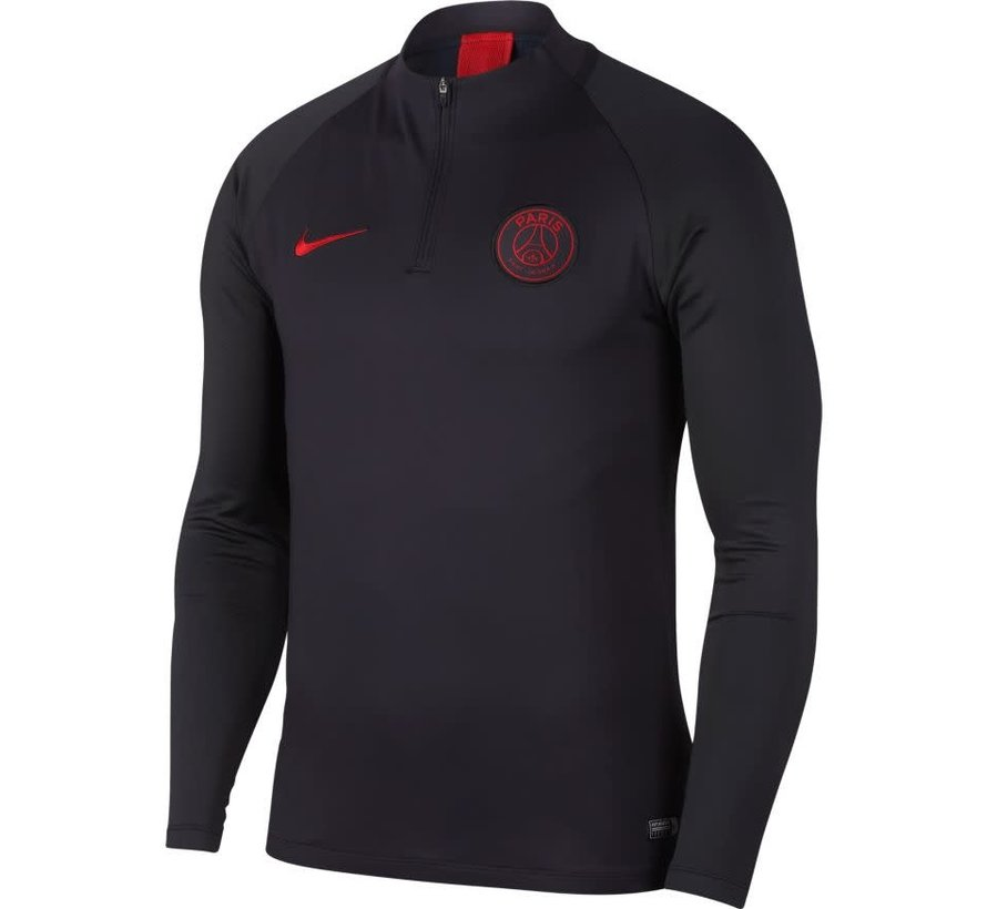 PSG Drill Top Strike Oil grey-red