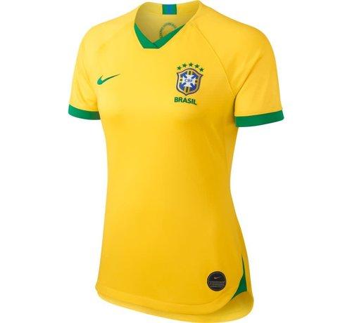 Nike Brasil Stadium Home 19 W Midgold-lucky green