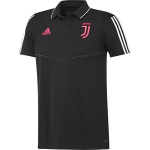 Adidas Juventus Coton Polo Black 19/20