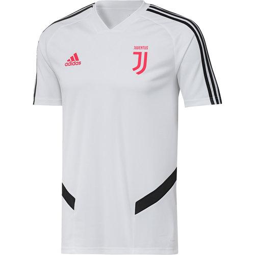 Adidas Juventus Training Jersey White 19/20
